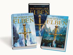 Cover Elben-Trilogie Weltbild