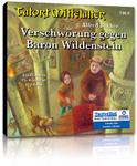 Hörbuch Verschwörung gegen Baron Wildenstein