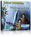 Hörbuch Wolfram und die Raubritter