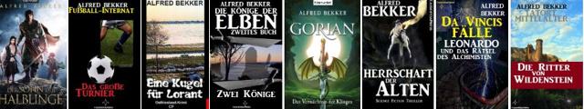 Alfred Bekker - Alle eBooks