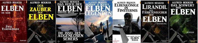 Alfred Bekker - Elben und Elbenkinder